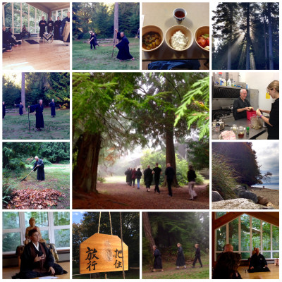 Fall 2014 retreat collage