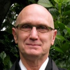 Dharma teacher Eko Jeff Kelley